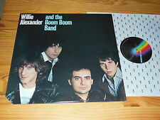 WILLIE ALEXANDER AND THE BOOM BOOM BAND / US-LP 1978 MINT- & INLET