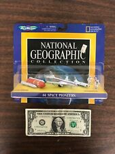 vintage Galoob Micro Machines National Geographic Collection #4 Space Pioneers