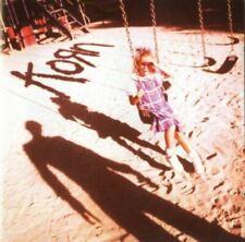 CD de musique en album korn