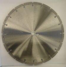 """14"""" Segmented Diamond Saw Concrete Blades"""