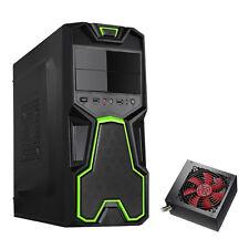 Dynamode LOCKSTOCK GC356 PC Computer Case - 500 W PSU Alimentatore USB 3.0 mATXUSB