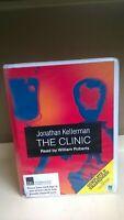 The Clinic by Jonathon Keller: Unabridged Cassette Audiobook