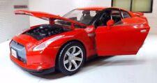 Coches, camiones y furgonetas de automodelismo y aeromodelismo GT color principal rojo