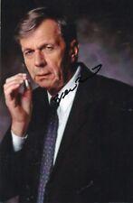 William B. Davis Autogramm - Signed - Akte X - X-Files - Cancer Man - Raucher