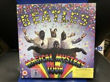 THE BEATLES MAGICAL MYSTERY TOUR BLU-RAY DVD EP DELUXE COLLECTOR'S EDITION