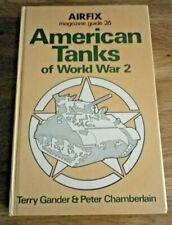 1976 Airfix Magazine Guide #18 USAAF Camouflage de WW2