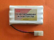 ARTIN 9.6 Volt RECHARGEABLE Ni-Cd BATTERY PAK