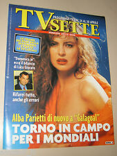 TV SETTE=1994/16=ALBA PARIETTI=ANGELA CAVAGNA=STEFANIA POPPI=ANDREA BOCELLI=