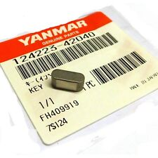 GENUINE YANMAR Water Pump Drive key - 2GMF, 2GM20F, 3GM30F, 2QM20 - 124223-42040