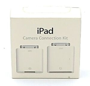 Apple iPad Camera Connection Kit MC531ZM/A (Models A1362 & A1358) White