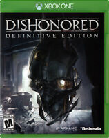 Dishonored (Definitive Edition) New XBOX One
