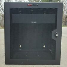 Apc Ar100Hd Netshelter Wx Wall Mount Enclosure 13U Switch Coms Rack Cabinet