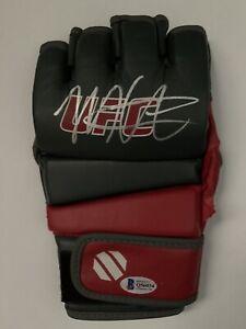 Khabib Nurmagomedov Autographed UFC Glove BAS Beckett! Fast & secure shipping!