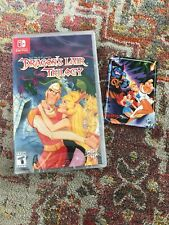 LIMITED RUN GAMES - DRAGONS LAIR TRILOGY - NINTENDO SWITCH LRG + CARD NEW