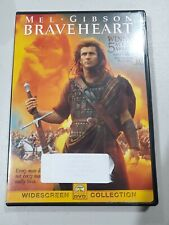 New listing Braveheart (Dvd, 2000, Sensormatic - Widescreen)