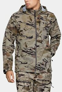 Under Armour Ridge Reaper Infil Windstopper Hunting Jacket And Pants Set-XL,W35