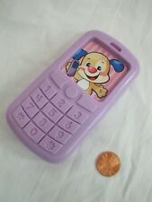 Fisher Price LAUGH & LEARN CELL PHONE Replacement from My Pretty Learning Purse