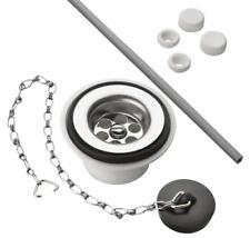 Cornat Zubehör-Set für Stahl Ausgussbecken Alape