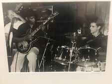 Madison Rast Marlon Meritt Joe Nero Jr. 2001 Ortlieb's Jazzhaus Phila Photograph