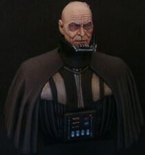 Classic 1:10 Scale Star Wars Darth Vader Miniatures Unpainted Resin Model Kit