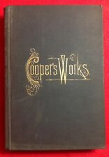Cooper's Works Volume Eight Of Ten Collier Publishing 1892