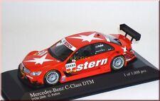 Mercedes-Benz C-Klasse Class W204 DTM 2008 AMG Paffett Minichamps 400083707 1:43