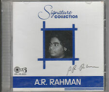 Signature Collection - A R rahman  [Cd]
