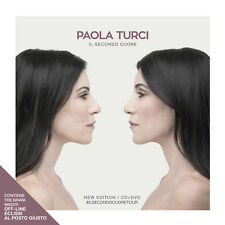 Turci Paola - Il Secondo Cuore Nuova Edizione  - CD+DVD Nuovo Sigillato