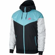Nwt Men'S Nike Windrunner South Beach Awesome Color Style Size Xxl Fast Ship