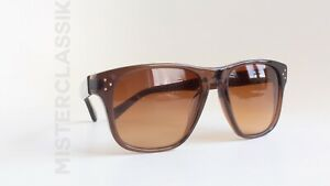 Oliver Peoples Dbs color Tobacco Brown Polarized gradient lenses 56-18 w/ Case