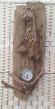 Unique Driftwood Wall Clock