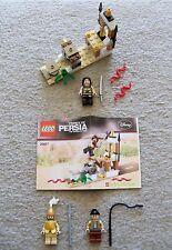 LEGO Prince of Persia - Rare - Brickmaster 20017 + Extra Minifigs - Excellent