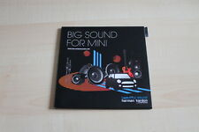 106448) Mini - Big Sound - Harman/Kardon Prospekt 2012