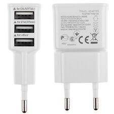 2.1A 3-fach USB Ladegerät Netzteil Adapter für iPad iPhone Samsung Galaxy/ Tab