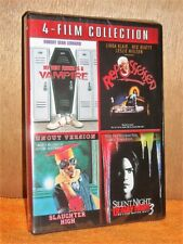 My Best Friend Is a Vampire/Repossessed/Slaughter High/Silent Night, Deadly DVD