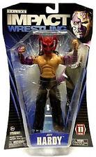 "TNA Deluxe Impact Wrestling Series #11_JEFF HARDY 6 "" action figure_New_Unopened"