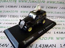 voiture 1/43 IXO altaya MICHELIN : SIMCA 5 fourgonette Bibendum pneus