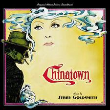 Chinatown - Original Score - Limited 3000 - OOP - Jerry Goldsmith