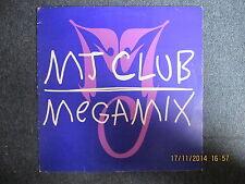 "Michael Jackson MJ Club MegaMix 12"" Epic 1995"