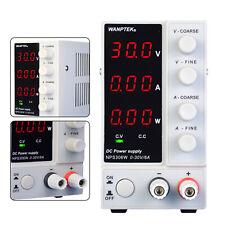 Used Wanptek Nps306w 30v 10a Switching Dc Power Supply Digits Display Led