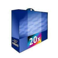 20x Europcart Cartouche Pour Epson Style SX-610 SX-405 DX-9200 DX-4000 DX-7400