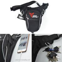 Waterproof Motorcycle Leg Bag Waist Bag For Motorcycle Moped Scooter Universal