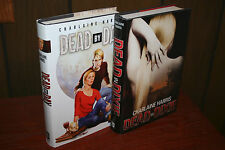 TRUE BLOOD EXCLUSIVE HARDCOVERS! OOP! Sookie Stackhouse Charlaine Harris