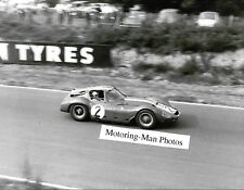 Lucien Bianchi Maserati Tipo 151/2 1963 Guards Trophy John H Simone photograph 2
