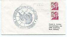 USARP Antarctic Research Program Op. Deep Freeze Science Foundation Polar Cover