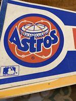 Vintage Baseball Pennant Houston Astros Pennant
