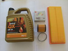 SERVICE KIT INC OIL PEUGEOT 207 208 308 3008 508 5008 RCZ 1.6 THP PETROL TURBO