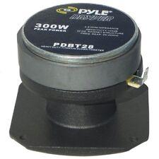 SUPER TWEETER PYLE PDBT28 150 WATT RMS 300 MAX 104 DB DRIVER PORTE PORTIERE AUTO