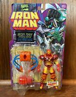 Inferno Armor Iron Man Vintage Marvel Action Figure 1994 Toybiz 90s Avengers