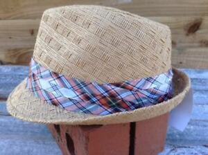 Trilby Classic with check band